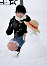 Cosplay-Cover: Monkey D. Luffy [Winterspezial]