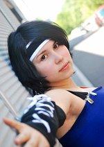 Cosplay-Cover: Yuffie Kisaragi [Dirge of Cerberus]