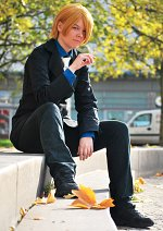 Cosplay-Cover: Sanji [Thriller Bark]