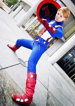 Cosplay-Cover: Steven G. Rogers [The Avengers]