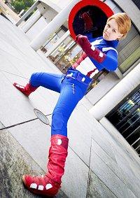 Cosplay-Cover: Steven G. Rogers [The Avengers]