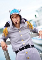 Cosplay-Cover: Captain Ratte