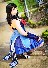 Cosplay-Cover: Claire Setilan