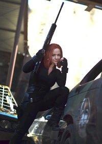 Cosplay-Cover: Natasha Romanoff [Winter Soldier-Suit]