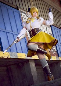 Cosplay-Cover: Tomoe Mami