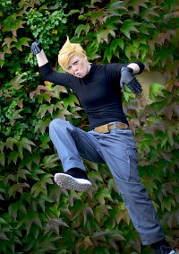 Cosplay-Cover: Ron Stoppable