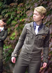 Cosplay-Cover: Steven G. Rogers [Military Uniform]