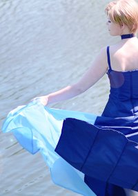 Cosplay-Cover: Sailor Uranus (princess)