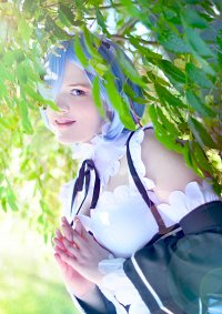 Cosplay-Cover: Rem