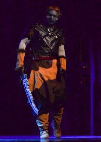 Cosplay-Cover: Ork [Showgruppe]