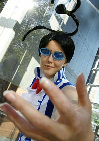 Cosplay-Cover: Mr. 3
