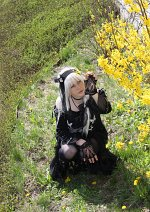 Cosplay-Cover: Visuoutifit (snow)