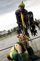 Cosplay-Cover: Amaimon ~ » the earth king «