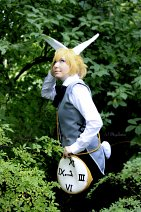 Cosplay-Cover: Len Kagamine [Alice in Musicland]