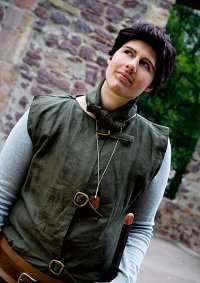 Cosplay-Cover: Alan A Dale (Robin Hood BBC)