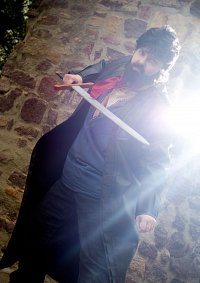 Cosplay-Cover: Little John (Robin Hood BBC)