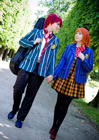 Cosplay-Cover: Ittoki Otoya - Winter Schuluniform ★