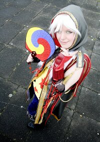 Cosplay-Cover: Takeru (Butterfly Boy)
