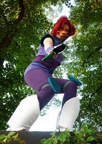 Cosplay-Cover: Mallory