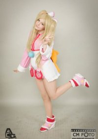 Cosplay-Cover: Amy