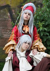 Cosplay-Cover: Tsugiri [Weste]