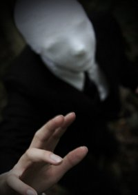 Cosplay-Cover: Slenderman
