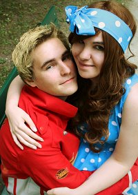 Cosplay-Cover: Sally Carrera