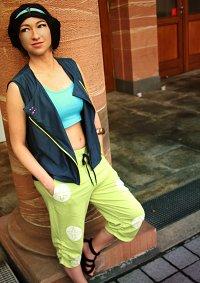Cosplay-Cover: Jasmin [College*University]