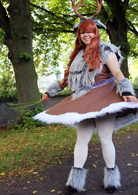 Cosplay-Cover: Sven - Gijinka