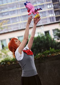 Cosplay-Cover: Sora Takenouchi