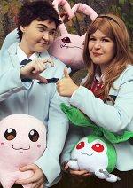 "Cosplay-Cover: Koushiro ""Izzy"" Izumi"