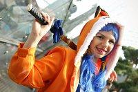 Cosplay-Cover: Amaterasu [Foxy]