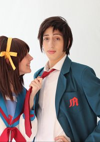 Cosplay-Cover: Kyon