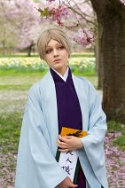 Cosplay-Cover: Natsume Takashi {Poster Artwork}