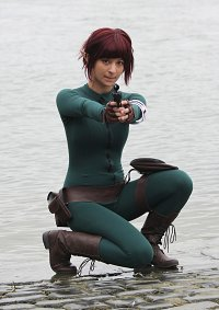 Cosplay-Cover: Holly Short