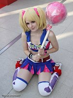 Cosplay-Cover: Juliet Starling【Lollipop Chainsaw】