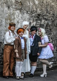 Cosplay-Cover: Toulouse [Aristocats]