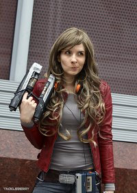 Cosplay-Cover: Star-Lord (fem!version)