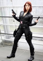 Cosplay-Cover: Natasha Romanoff / Black Widow