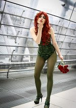 Cosplay-Cover: Poison Ivy
