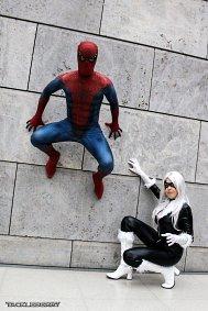 Cosplay-Cover: Spiderman (Amazing Spiderman 1)