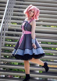 Cosplay-Cover: Companion Cube