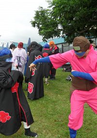 Cosplay-Cover: Roshi mit dem Lava style (Yonbi)