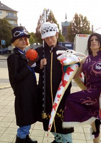 Cosplay-Cover: Trafalgar d. water Law