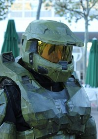 Cosplay-Cover: Master Chief