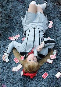 Cosplay-Cover: Otomiya Haine 「 Winteruniform」