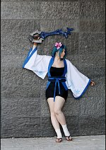 Cosplay-Cover: Aqua [Land of Dragons]