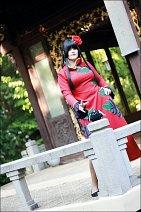 Cosplay-Cover: Yuuko Ichihara [China Kleid]
