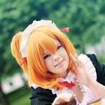 Cosplay: Kousaka Honoka - Mogyutto!