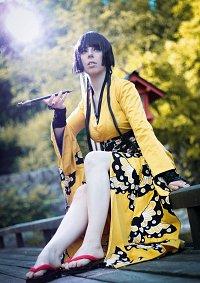 Cosplay-Cover: Yuuko Ichihara [Butterfly Kimono]